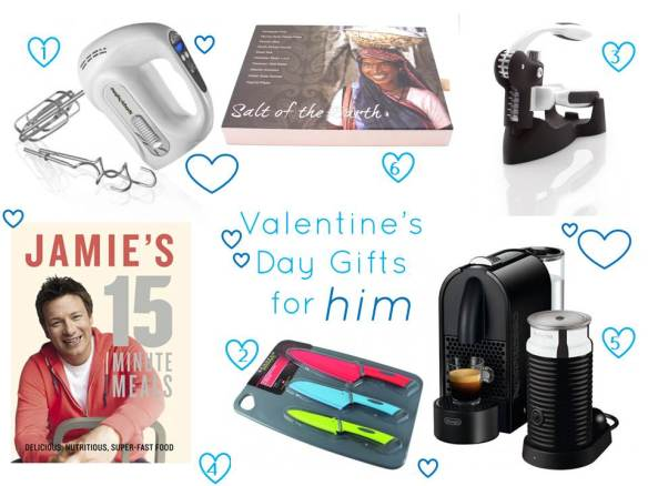 Vday gifts 2013 him
