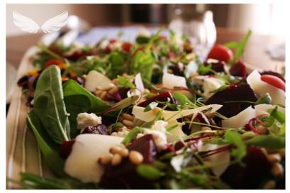 Beetroot-&-pinenut-salad