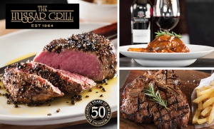 #93 - Hussar Grill