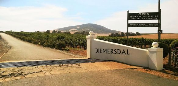 Entrance to Diemersdal